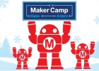 Register Now for our Winter 2018 Maker Camp! (January 3-6, 2018)